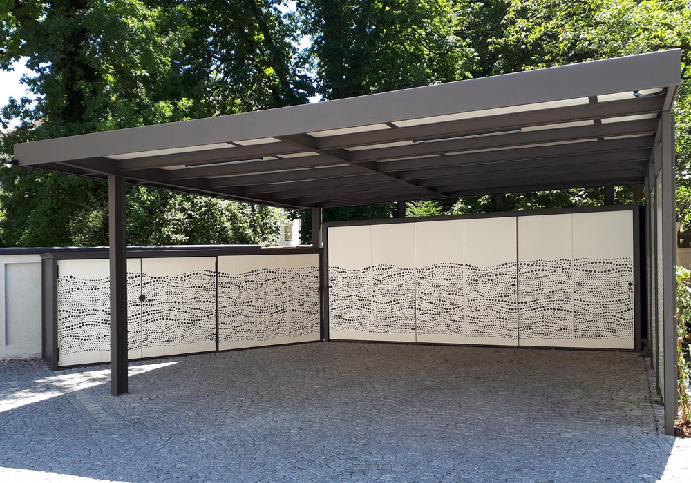 garaje aluminiu auto masini terase aluminiu (1)